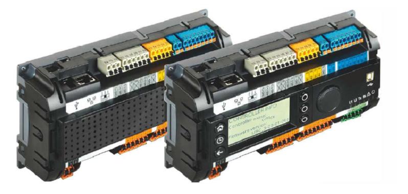 Honeywell-可程式數位控制器