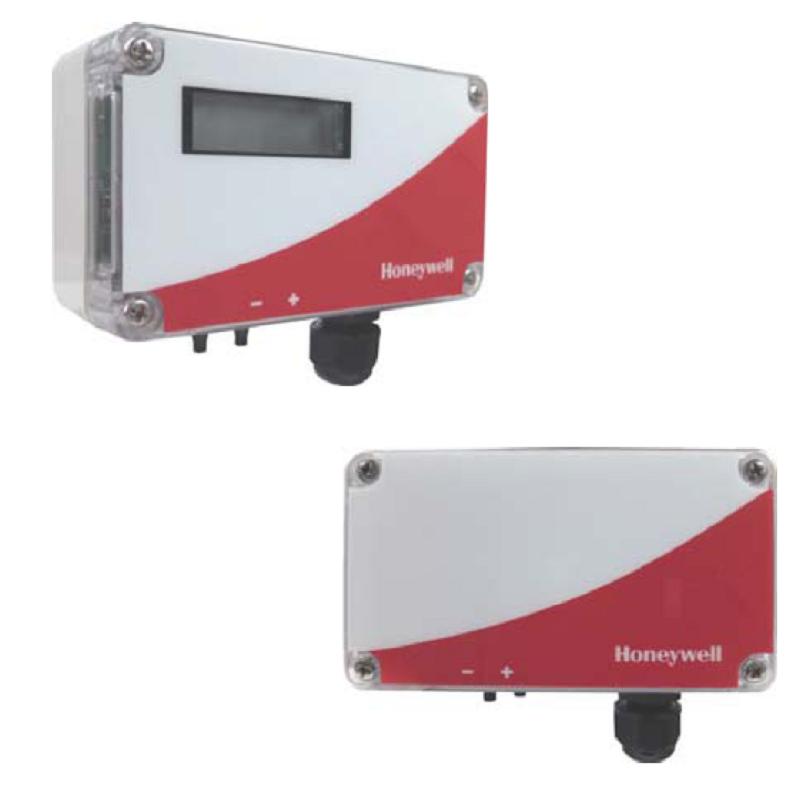 Honeywell-差壓傳訊器